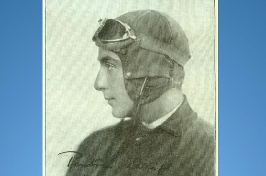 Aventurile temerarului aviator Ionel Ghica